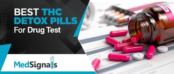 Best Detox Pills For Drug Test - MedSignals