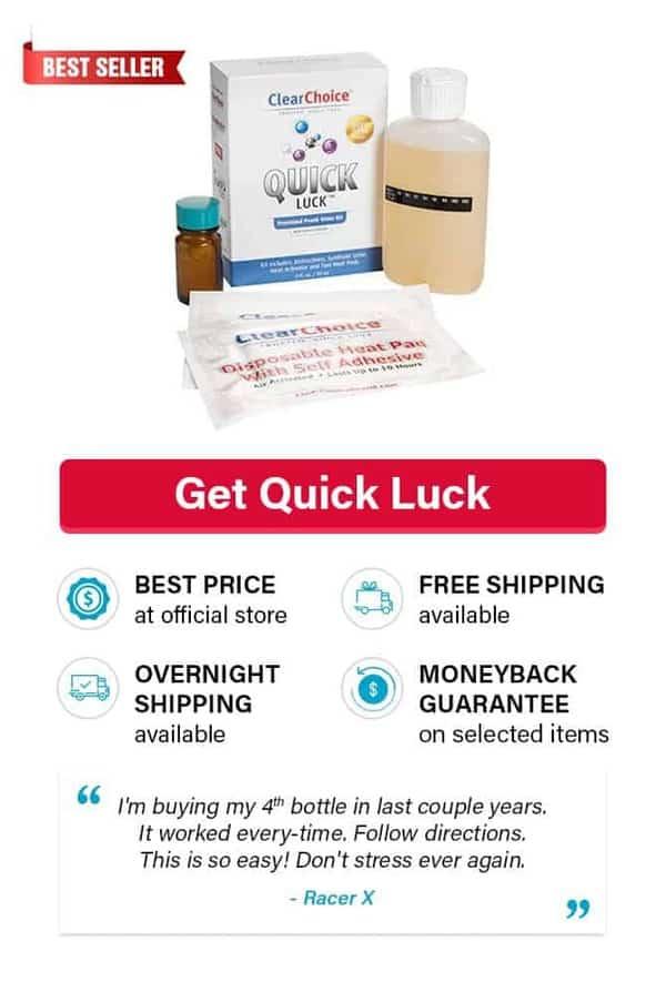 Clear Choice Urine Luck