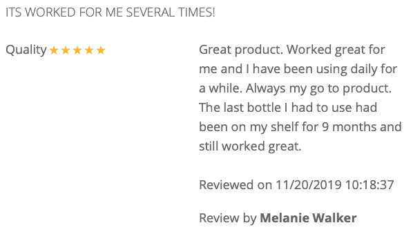 Clear Choice Rescue Cleanse review