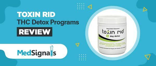 Toxin Rid Reviews - MedSignals