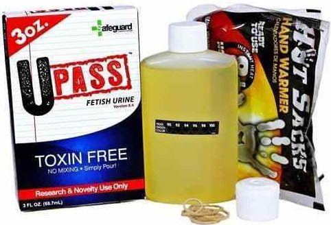 Upass urine kit
