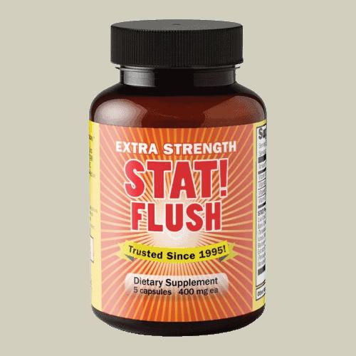 Stat Flush Detox 5 capsules