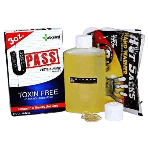 UPass synthetic urine kit